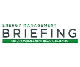 Energy Management Briefing